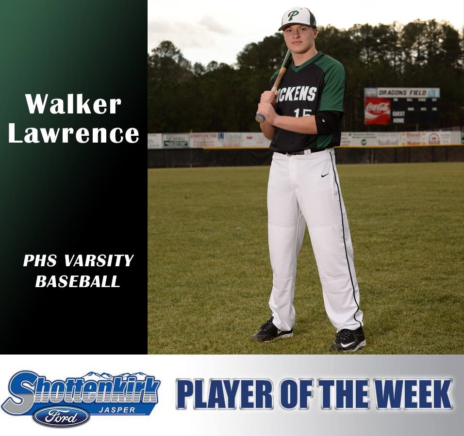walker lawrence athlete of the week